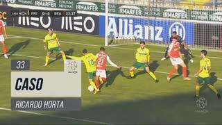 SC Braga, Caso, Ricardo Horta aos 33'