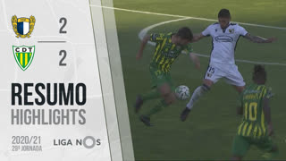 Liga NOS (29ªJ): Resumo FC Famalicão 2-2 CD Tondela