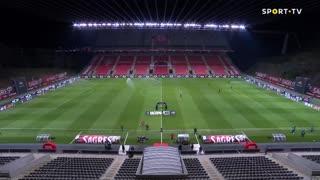 SC Braga x SL Benfica: Confere aqui a constituição das equipas!