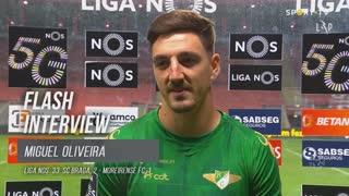"""Miguel Oliveira: """"Senti-me feliz a fazer o que eu gosto"""""""