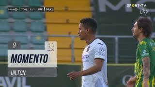 FC P.Ferreira, Jogada, Uilton aos 9'