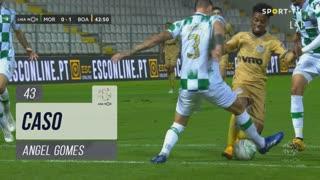 Boavista FC, Caso, Angel Gomes aos 43'
