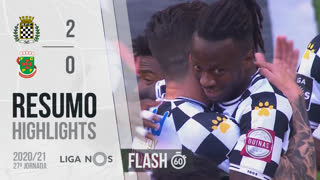 I Liga (27ªJ): Resumo Flash Boavista FC 2-0 FC P.Ferreira