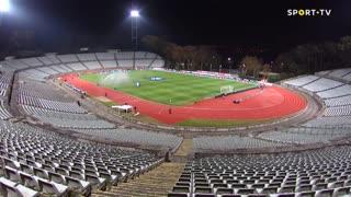 Belenenses SAD x SL Benfica: Confere aqui a constituição das equipas!