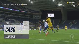 FC Porto, Caso, Manafá aos 86'