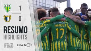 Liga NOS (12ªJ): Resumo CD Tondela 1-0 FC Famalicão
