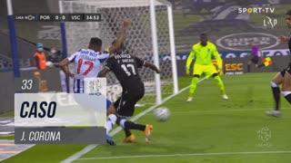 FC Porto, Caso, J. Corona aos 33'