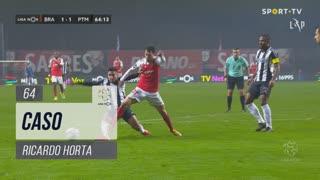 SC Braga, Caso, Ricardo Horta aos 64'