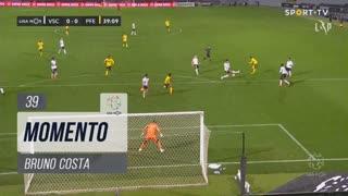 FC P.Ferreira, Jogada, Bruno Costa aos 39'
