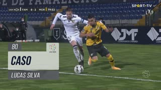 Moreirense FC, Caso, Lucas Silva aos 80'