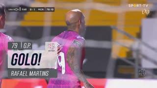 GOLO! Moreirense FC, Rafael Martins aos 79', SC Farense 0-2 Moreirense FC