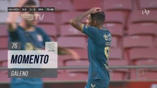 SC Braga, Jogada, Galeno aos 76'