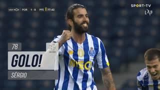 GOLO! FC Porto, Sérgio aos 78', FC Porto 2-0 FC P.Ferreira