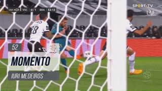 SC Braga, Jogada, Iuri Medeiros aos 52'