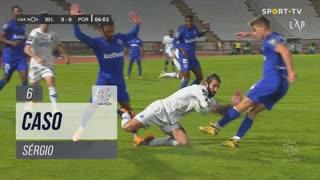 FC Porto, Caso, Sérgio aos 6'