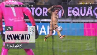 Boavista FC, Jogada, R. Mangas aos 25'