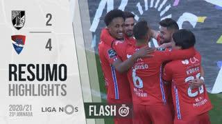 Liga NOS (23ªJ): Resumo Flash Vitória SC 2-4 Gil Vicente FC