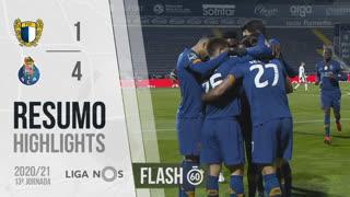 Liga NOS (13ªJ): Resumo Flash FC Famalicão 1-4 FC Porto