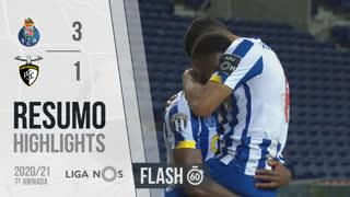 Liga NOS (7ªJ): Resumo Flash FC Porto 3-1 Portimonense