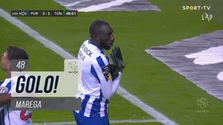 GOLO! FC Porto, Marega aos 48', FC Porto 3-2 CD Tondela