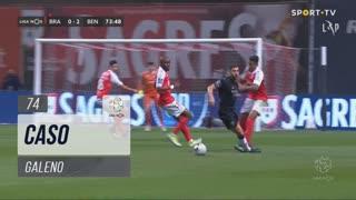 SC Braga, Caso, Galeno aos 74'