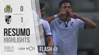 Liga NOS (4ªJ): Resumo Flash Boavista FC 0-1 Vitória SC