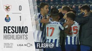 I Liga (8ªJ): Resumo Flash Santa Clara 0-1 FC Porto