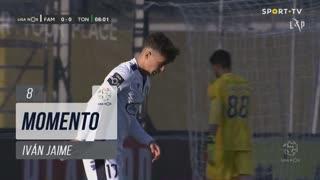 FC Famalicão, Jogada, Iván Jaime aos 8'