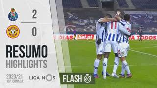 Liga NOS (10ªJ): Resumo Flash FC Porto 2-0 CD Nacional
