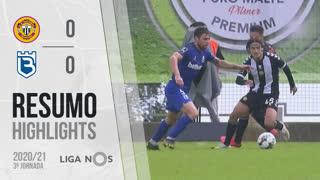 Liga NOS (3ªJ): Resumo CD Nacional 0-0 Belenenses SAD