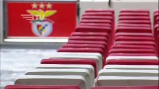 SL Benfica x SC Braga: Confere aqui a constituição das equipas!