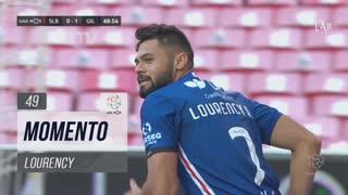 Gil Vicente FC, Jogada, Lourency aos 49'