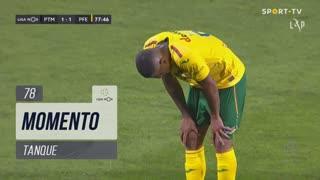 FC P.Ferreira, Jogada, Tanque aos 78'