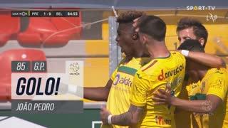 GOLO! FC P.Ferreira, João Pedro aos 85', FC P.Ferreira 1-0 Belenenses SAD