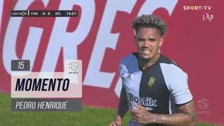 SC Farense, Jogada, Pedro Henrique aos 15'