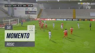 Moreirense FC, Jogada, Rosic aos 58'