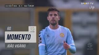 CD Nacional, Jogada, João Vigário aos 60'