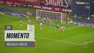 SC Braga, Jogada, Ricardo Horta aos 84'