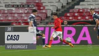 FC Famalicão, Caso, Ivo Rodrigues aos 38'