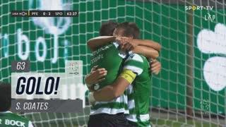 GOLO! Sporting CP, S. Coates aos 63', FC P.Ferreira 0-2 Sporting CP