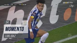 FC Porto, Jogada, Luis Díaz aos 34'