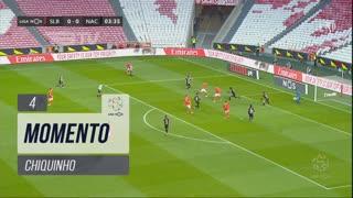 SL Benfica, Jogada, Chiquinho aos 4'