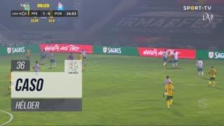 FC P.Ferreira, Caso, Hélder aos 36'