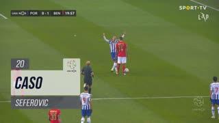 SL Benfica, Caso, Seferovic aos 20'