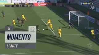Gil Vicente FC, Jogada, Leauty aos 8'
