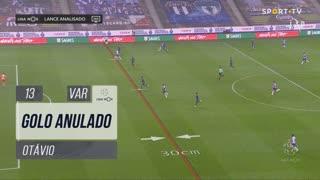 FC Porto, Golo Anulado, Otávio aos 13'