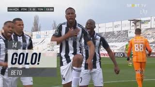 GOLO! Portimonense, Beto aos 14', Portimonense 1-0 CD Tondela
