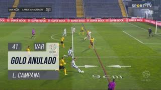 FC Famalicão, Golo Anulado, L. Campana aos 41'