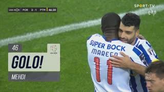 GOLO! FC Porto, Mehdi aos 46', FC Porto 2-1 Portimonense