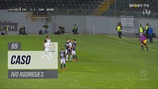 FC Famalicão, Caso, Ivo Rodrigues aos 69'